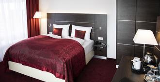 Hotel Rheingarten Duisburg - דיסבורג - חדר שינה