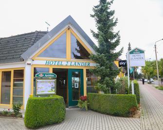 Hotel Zwei Länder - Apolda - Building