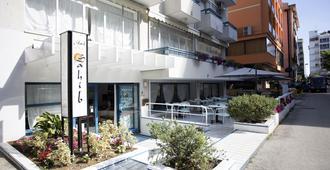 Hotel Sahib - Cattolica - Edifício