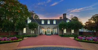 萬豪曼頓福特殖民酒店 - 威廉斯堡 - 威廉斯堡(弗吉尼亞州) - 建築