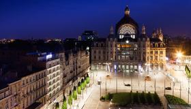 Park Inn by Radisson Antwerpen - Antwerpen - Gebäude