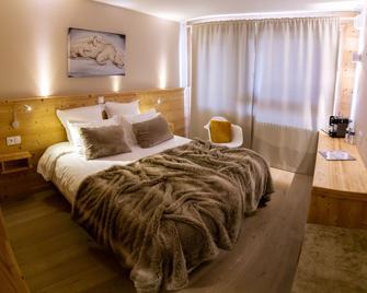 Hotel Les Flocons - Les Deux-Alpes - Dormitor