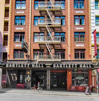 The Bartlett Hotel and Guesthouse - San Francisco - Toà nhà