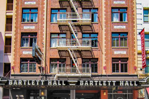 The Bartlett Hotel and Guesthouse - San Francisco - Rakennus