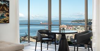 Four Seasons Hotel Seattle - Seattle - Dining room