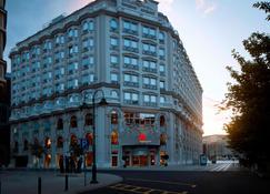 Skopje Marriott Hotel - Skopje - Building