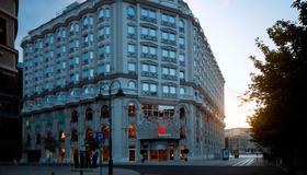 Skopje Marriott Hotel - Skopje - Bygning