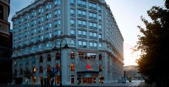 Skopje Marriott Hotel - Skopje - Edificio