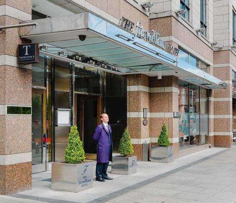The Fitzwilliam Hotel - Dublin - Building