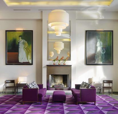 The Fitzwilliam Hotel - Dublín - Lounge