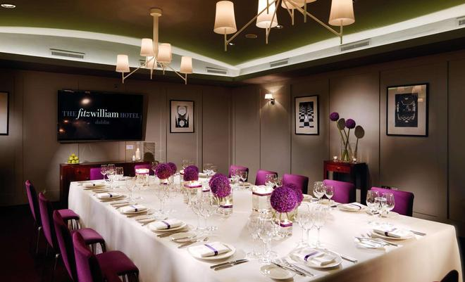 The Fitzwilliam Hotel - Dublin - Banquet hall