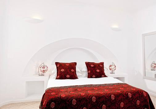 Above Blue Suites - Imerovigli - Bedroom