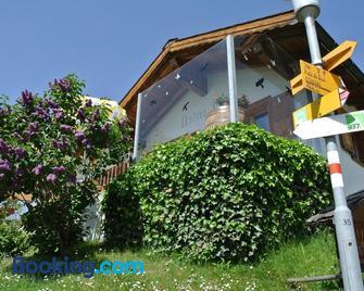 Ustria / Pensiun Trutg - Lumnezia - Building