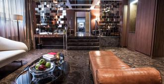 The Emblem Hotel - Praha - Resepsjon