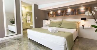 كوينتوكانتو هوتل آند سبا - باليرمو - غرفة نوم