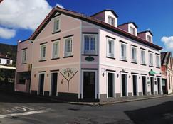 Hotel Vale Verde - Furnas - Gebäude