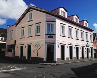 Hotel Vale Verde - Furnas - Building
