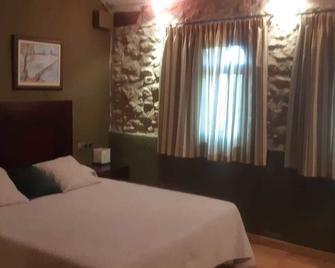 Hotel Rural Panxampla - Tortosa - Bedroom