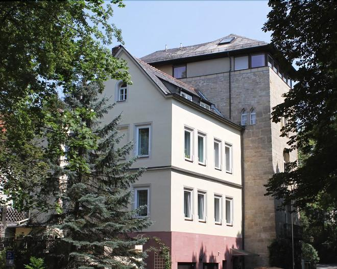 Bärenturm Hotelpension - Coburg - Building