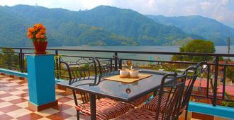 Hotel Adam - Pokhara - Balcony
