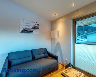 das Stefan - Ferienwohnungen in den Kitzbüheler Alpen - Oberndorf in Tirol - Living room