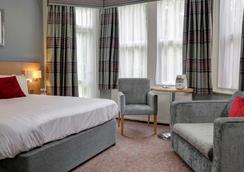 Best Western Plus Oxford Linton Lodge Hotel - Oxford - Makuuhuone