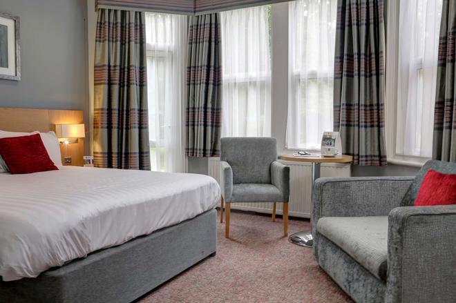 Best Western Plus Oxford Linton Lodge Hotel - Oxford - Makuuhuone