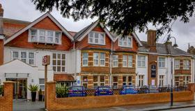 Best Western Plus Oxford Linton Lodge Hotel - Oxford - Gebäude