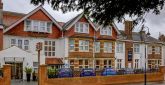 Best Western Plus Oxford Linton Lodge Hotel - Oxford - Rakennus