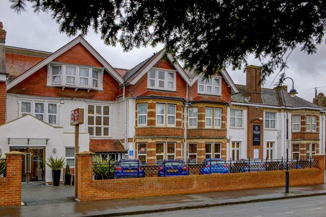 Best Western Plus Oxford Linton Lodge Hotel - Oxford - Rakennus