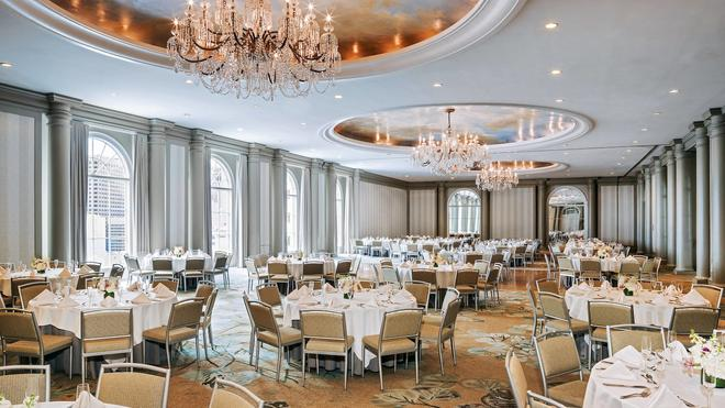 The Westin New Orleans - New Orleans - Banquet hall
