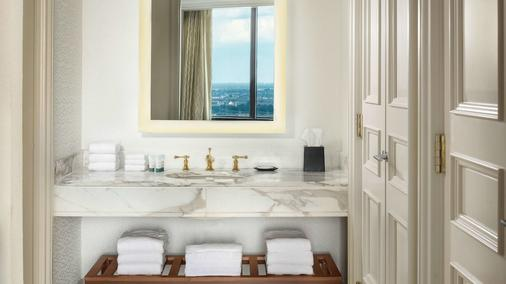 The Westin New Orleans Canal Place - New Orleans - Phòng tắm