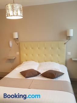 Hotel Normand Yport - Yport - Bedroom