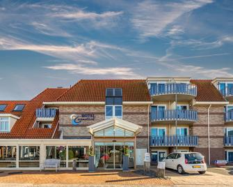Hotel Tesselhof - De Koog - Gebouw