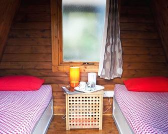 Bryn Dinas Camping Pods Ltd. - Caernarfon - Slaapkamer