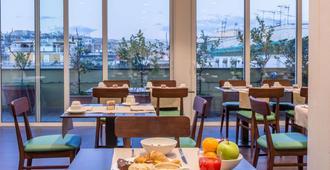 Best Western Hotel Plaza - Nápoles - Restaurante