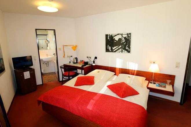 Hotel Atelier Garni - Essen - Bedroom