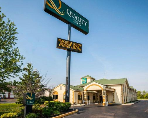 Quality Inn Franklin I-65 - Franklin - Building