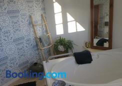 Laclos des champs - Vadencourt - Bathroom
