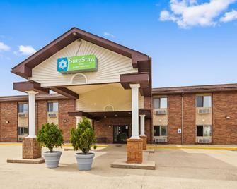 SureStay Hotel by Best Western Greenville - Greenville - Edificio