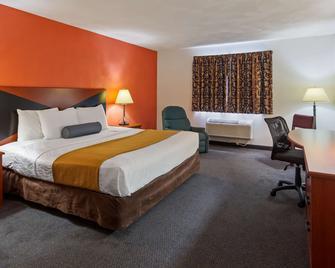 SureStay Hotel by Best Western Greenville - Greenville - Bedroom