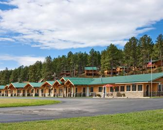 Rock Crest Lodge & Cabins - Custer - Gebouw