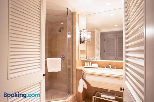 安娜貝拉酒店 - 帕佛斯 - 帕福斯 - 浴室