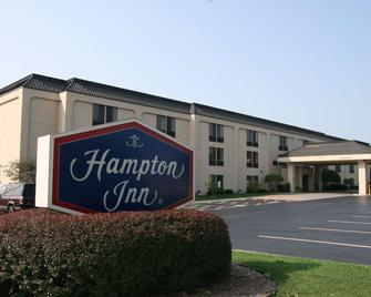 Hampton Inn Chicago Elgin / I-90 - Elgin - Building