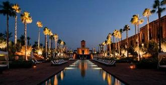 Selman Marrakech - Marrakesh - Outdoor view