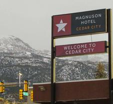 Magnuson Hotel Cedar City