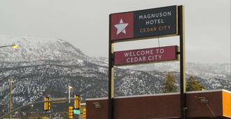 Magnuson Hotel Cedar City - Cedar City - Outdoors view