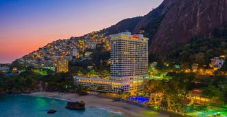 Sheraton Grand Rio Hotel & Resort - Río de Janeiro - Edificio