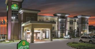 La Quinta Inn & Suites by Wyndham San Antonio by AT&T Center - San Antonio - Rakennus