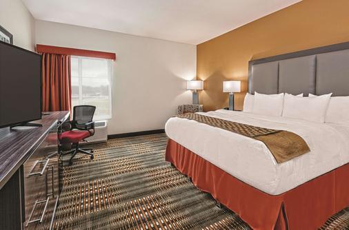 La Quinta Inn & Suites by Wyndham San Antonio by AT&T Center - San Antonio - Bedroom
